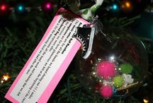 Christmas / by Tiffani Soroos