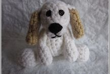 Crochet Animals and toys / by Doris Patch