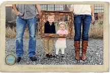 Family Portraits / by Darlene Hall