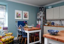 Kitchen Color Ideas / by Sarah Raischel
