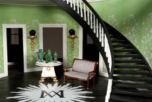 Million Dollar Decorators / by Laurie - CEO Customized Walls Founder Interior Design Community