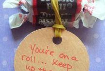 I love gift giving! / by Brianna Thomas