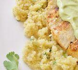 Quinoa Recipes / by Ingrid Rey