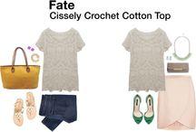 Stitch Fix Style / by Sheyna Jensen
