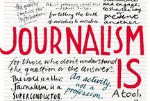 Journalism  / by Edward James Herath