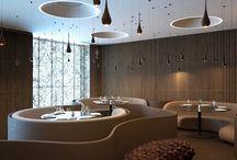 Cafés and Restaurants / by Amelie Mogard