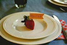 Party Ideas & Hospitality / by Alicia | Jaybird Blog