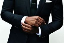 Grooms & Men / Make sure all the men look fab on your perfect day! We've got ideas for you, from casual to tuxedo. / by The Pink Bride