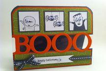 Cards, Halloween / by Pamela Selinski