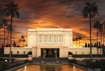 Temples of The Church of Jesus Christ of Latter Day Saints / by Annie Sorenson