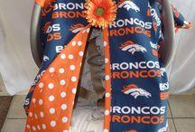 Denver Bronco Stuff!! / by Tara Hamacher