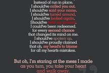 Lyrics <3 / by Anna Moody