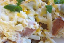 Breakfast Recipes / by Tammy Campbell