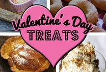 HOLIDAY - Valentines Day Recipes / by The Naptime Warrior