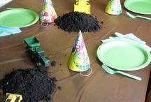 B's Birthday Bash / by Tiffany Kirkwood
