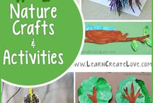 Nature Arts & Crafts / by Nature Rocks