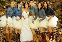 My daughter's Country Wedding / by Rose Gauthier