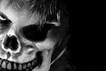 Dark / by Wednesday Addams
