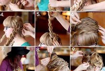 Hair Inspiration - Braids / by Denise Barnes