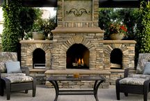Tuscan Patios / by Myrna Quinones Freeman