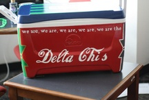 Fraternity Life / by Zachary Stephens