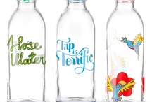 Classic Design Glass Bottles / Select from our Hose Water, Tap is Terrific and Hummingbird Feeder designs / by Faucet Face