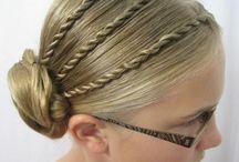 audree's hair dos / by Stefanie Burningham