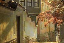Favorite Places & Spaces / by Gizem Eyuboğlu