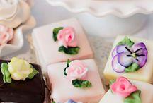 Sweets- Cakes, Cookies, Candies, Etc... / by Sarah Vardiman-Miser