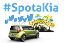 #SpotaKIA / Spot a KIA and get a chance to win a trip to Atlantic City, New Jersey! Tweet your photo to @KIAofNutley with the hashtag #SpotaKia from March 24th to April 5th 2014. / by Nutley Kia