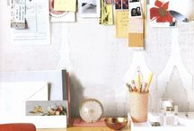 Office & craft room / by Bobbye Wallace