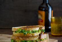 Sandwiches / by Tamara Burke