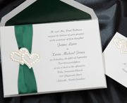 Wedding Invitations by Your Invitation Place A1 Wedding Invitations / Discover classic and modern wedding invitations. Ecru, Modern, Hearts, Ribbons and Bows, Damask, Pockets, Filigree- Hundreds of invitations in many wedding themes. / by Wedding Bedazzle
