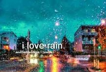 Rain love! ! / by Starla Skye