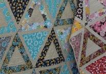 Q - Triangle / by Ruth Ward