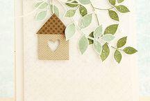 Cards New Home / by Aletta Heij