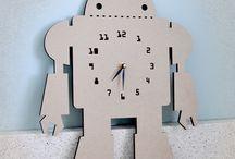 Robot Party / by Ni-Chern Designs