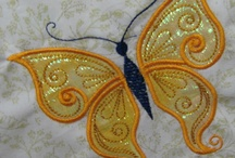 Machine embroidery / by Linda Jerome