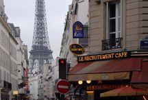 J'adore Paris / by Emily Dias