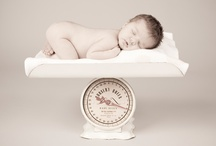 Newborns / by Megan Bourn-Photography