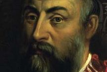 Hugh O'Neill, 2nd Earl of Tyrone / by Kym Peck