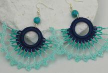 Crochet jewelry / by Melinda Schwarcz