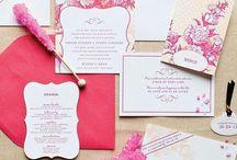 Wedding Invites Ideas / by CreationsbySasha