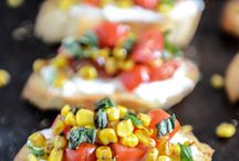 Summertime Recipes / by Heather Carlow