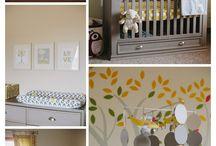 one day nursery ideas.. / by Tiffany Blair