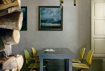 dining spaces / by Emily Henderson