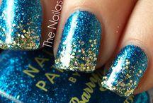 nail creations / by Kayla Shadduck
