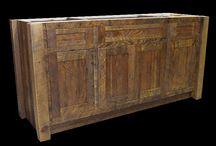 Reclaimed Wood Vanities / by Reclaimed Wood, Inc.