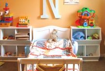 Toddler room / by Meghan Johnson