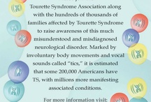 Tourette Syndrome  / by Jessica Cramer